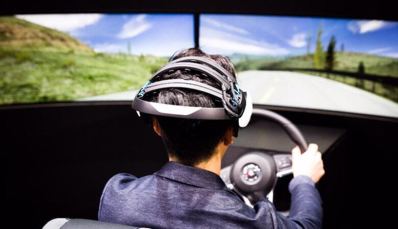 Nissan activating Neurons for Autonomy B2V