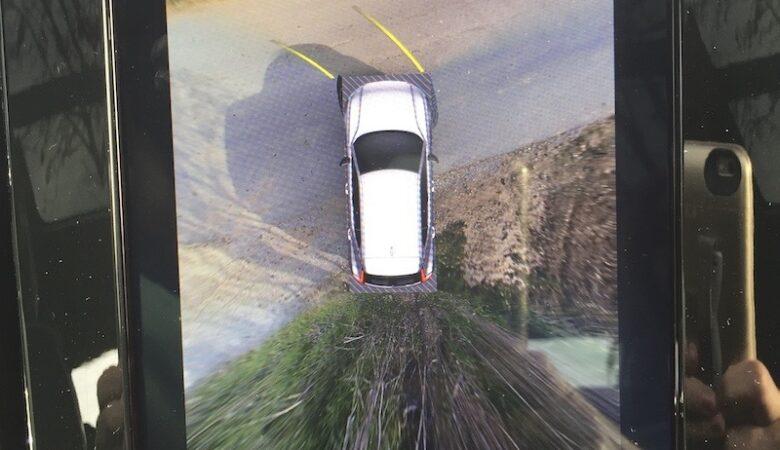 2019 Volvo XC40 360 degree backup camera