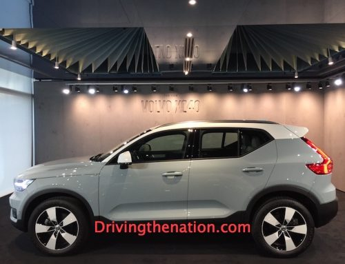 2019 Volvo XC40 An SUV for everyone
