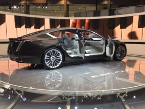 Cadillac-Escala-300x225 Cars you can't buy at the Chicago Auto Show Chicago Auto Show
