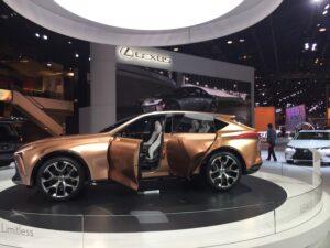 Lexus LF1