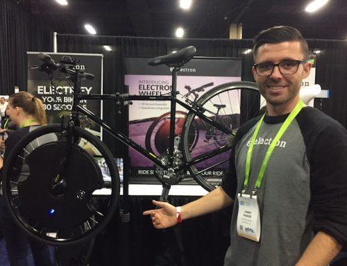 Electron Wheel – An Electric Bike in 30 seconds