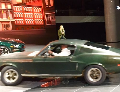 $6K Mustang Bullitt now a $5M inheritance