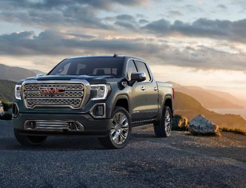 2019 GMC Sierra Denali, building on the best