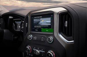 2019 GMC Sierra Denali rear view camera
