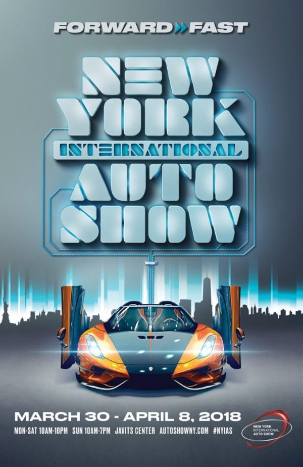 New York auto show on John Batchelor radio show