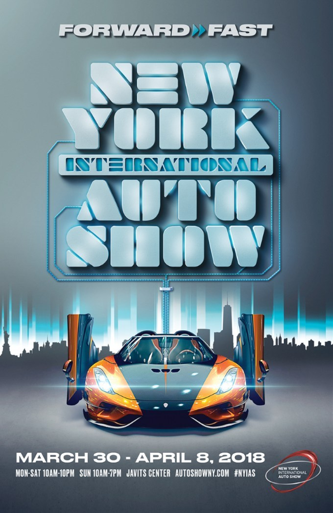 New York auto show on John Batchelor radio show