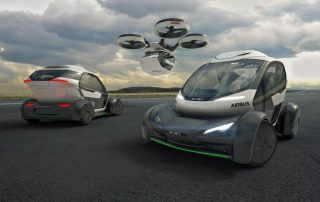 Italdesign Future Mobility in Cities challenge