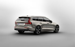 Volvo V60 Design, Exterior, Studio, New V60, NYIAS