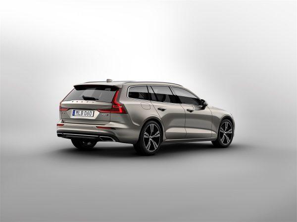 Volvo V60 Design, Exterior, Studio, New V60, NYIAS