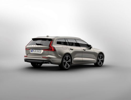 Volvo's Inscription and V60 unveiled at NYautoshow