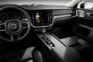 New Volvo V60 AWD Inscription with Perforated Nappa Leather Charcoal interior and Harman kardon Premium sound