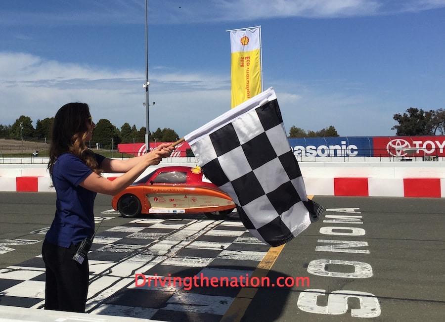 STA_winner_SEM_new BEV wins Shell Eco-marathon - winners going to London Diesel electricity Hydrogen Racing Shell Eco-Marathon (SEM) Make the Future