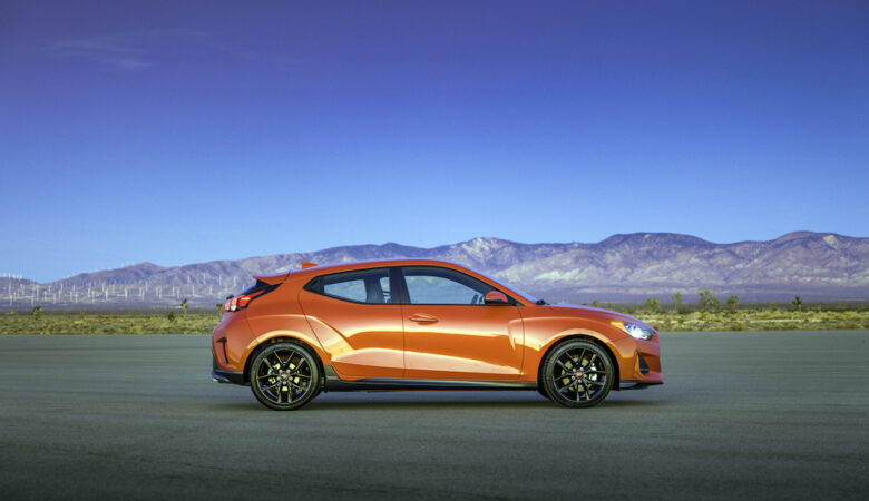 2019 Hyundai Veloster ~ Let's dance, put on your red shoes and dance