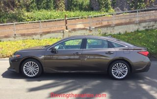 2019 Toyota Avalon first drive new car review