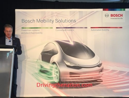 Bosch ~ Private, Profitable, and electrified