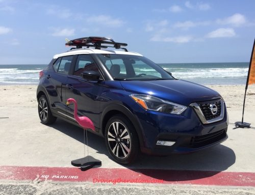 2018 Nissan Kicks for millineals and baby boomers