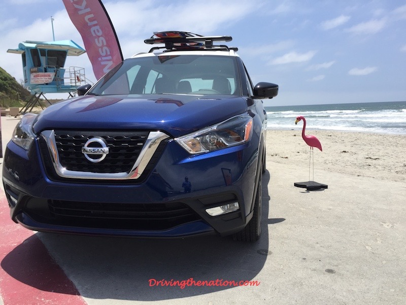2018_nissan_kicks_driver 2018 Nissan Kicks for millineals and baby boomers Nissan
