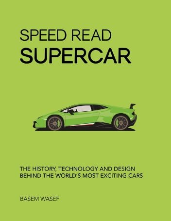 The World's most exciting cars by Basem Wasef