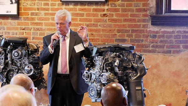 Mike Siegrist, General Motors Regional Chief Engineer, shares insights on GM's diesel engine lineup.
