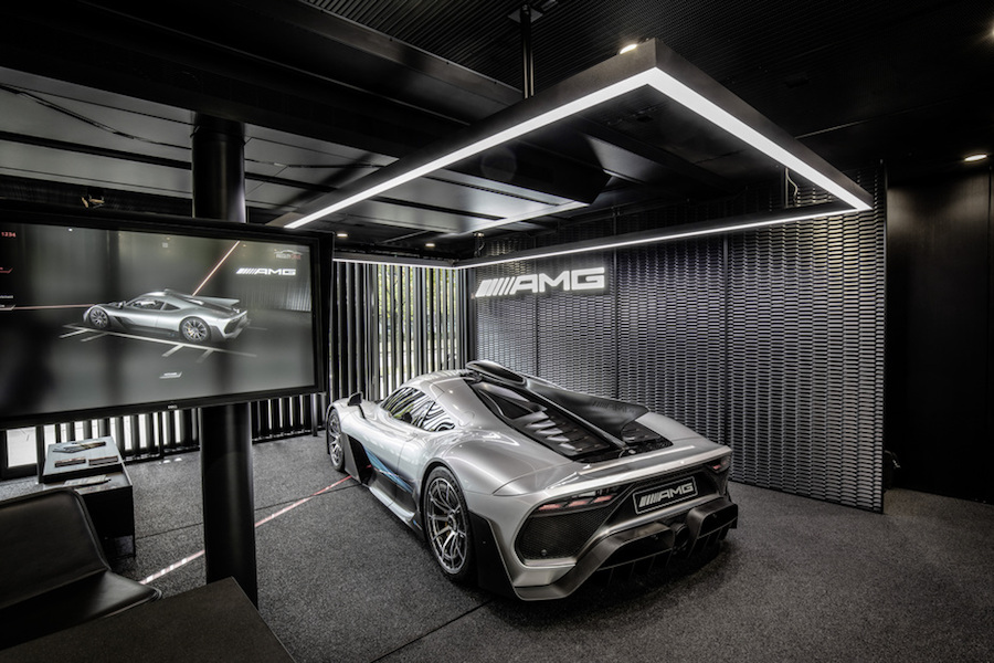 mbz_amg_one Paris Motor Show, small but mighty Paris Motor Show