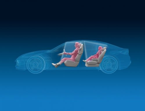 Are you a Passenger or Driver? ZF knows