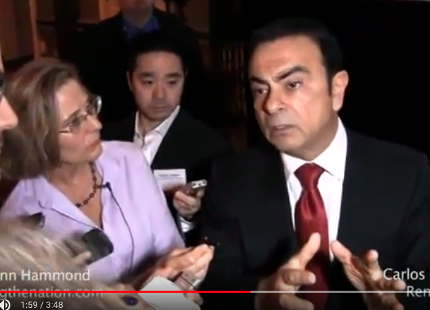 Carlos Ghosn, conspiracy or covert action