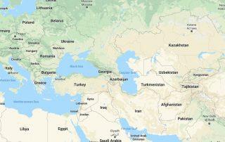 Russia versus Azerbaijan - political pipelines
