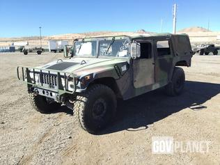 Massive military surplus auction in Las Vegas