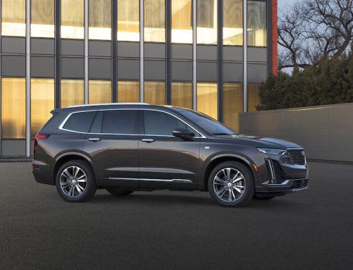 2020 Cadillac XT6 Makes Global Debut