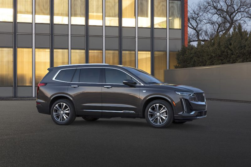 2020 Cadillac XT6 Makes Global Debut on the eve of NAIAS