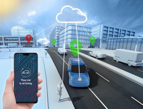 Smart Sharing of Autonomous Driving: ZF