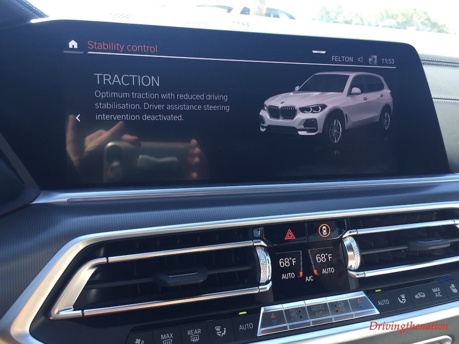 2019 BMW X5 with integral active steering | DrivingtheNation