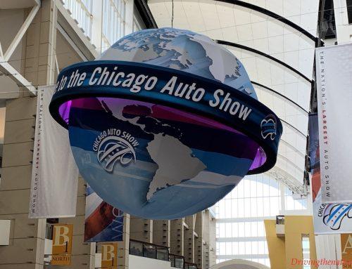 2019 Chicago Auto Show unveils