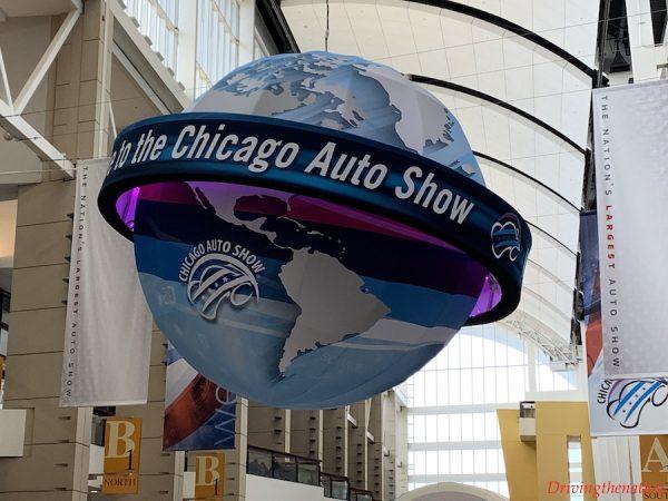 2109 Chicago Auto Show unveils