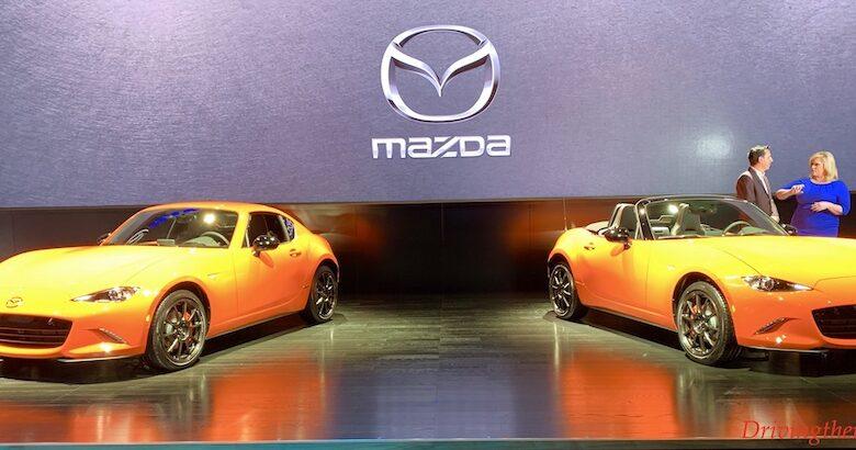 2109 Chicago Auto Show Mazda Miata