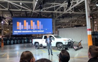 2020-Chevrolet-Silverado-HD GM President Mark Reuss
