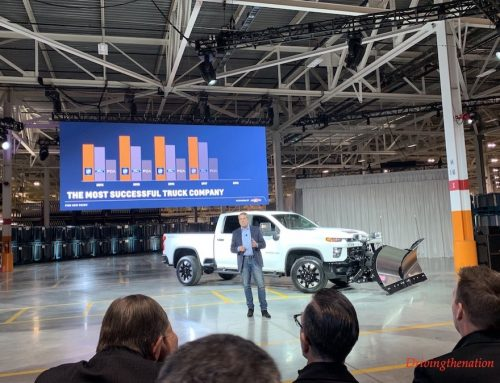 2020 Chevy Silverado Heavy-Duty HD first look