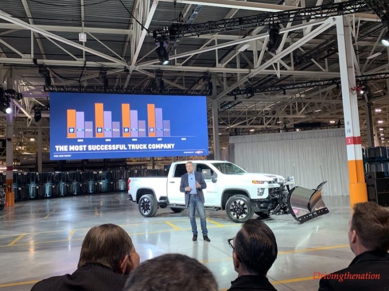 2020-Chevrolet-Silverado-HD GM President Mark Reuss