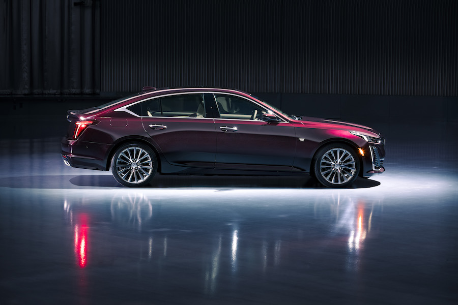 2020 Cadillac CT5 Photos, Powertrain, ASMR video