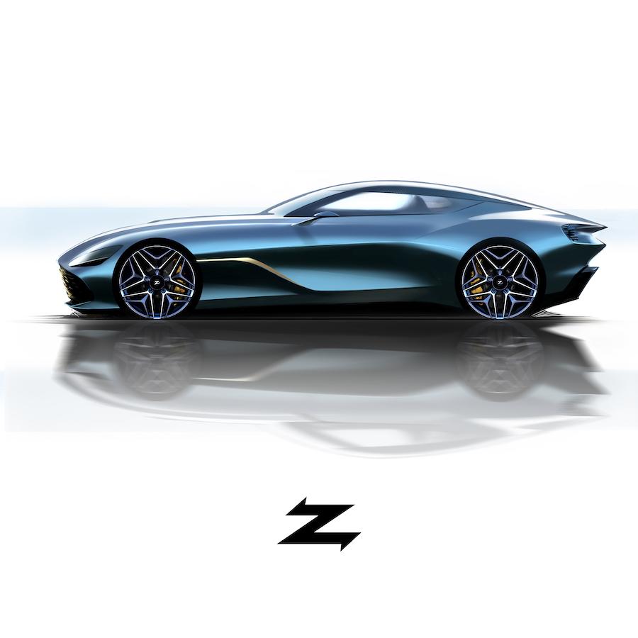Aston Martin Celebrates Centenary With DBS GT Zagato