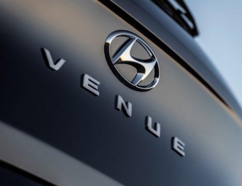 Hyundai's Venue CUV will be at the NYIAS
