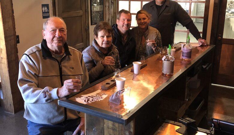john mendel The Devil's in the distillery