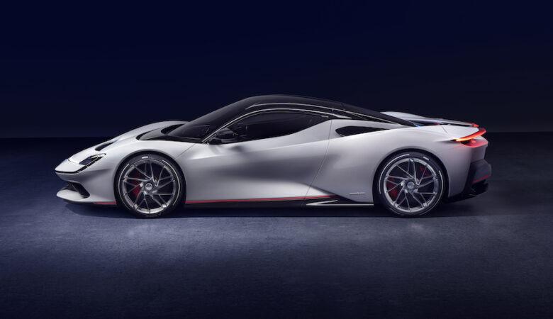 Pininfarina Battista first EV Luxury Hyper GT at Greentech