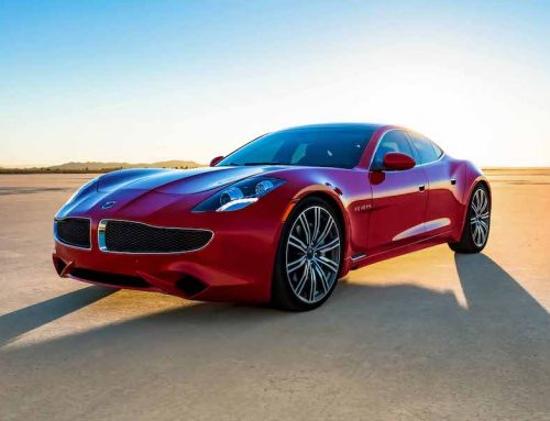 2020 Karma Revero luxury EV with new technology