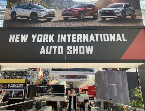 Trends from the New York International Auto Show