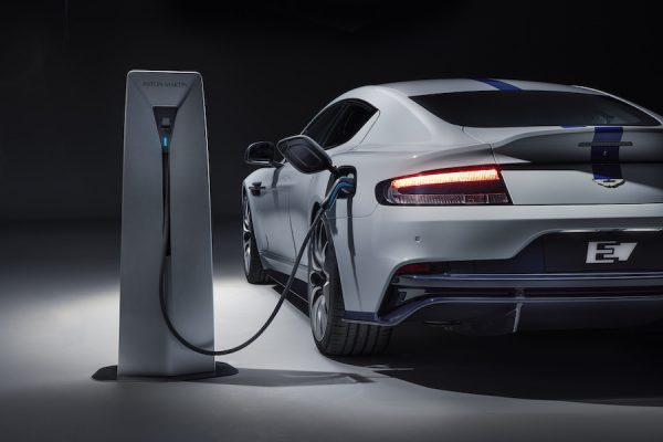 Aston Martin's first EV unveiled at Shanghai auto show