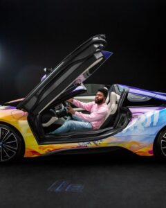 khalid-car-240x300 Khalid drives the road to Coachella with BMWi BMW Celebrities