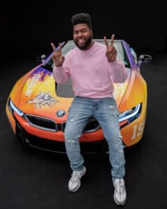 khalid-peace-240x300 Khalid drives the road to Coachella with BMWi BMW Celebrities