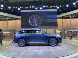 lincoln-corsair-300x225 Trends from the New York International Auto Show Lincoln New York International Auto Show (NYIAS) Rivian Subaru
